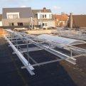 Draagconstructie zonnepanelen