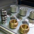 Limit switches housing sperhical bearings brass