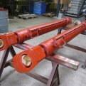 Hydraulic life boat david cylinder