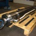 Hydraulic luffing cilinder